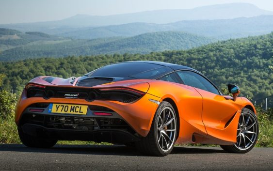 McLaren F1 na prodej!