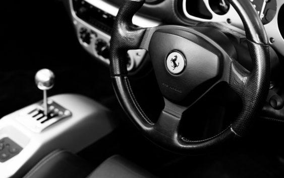 Cena nového Ferrari